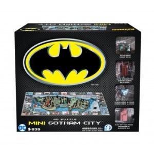 4D Cityscape - Mini Batman Gotham City Puzzle