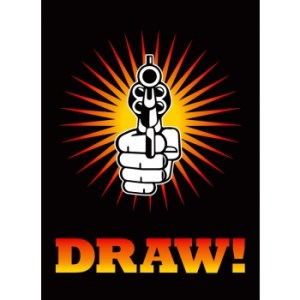 Legion - Gloss Sleeves - Draw! (50 Sleeves)