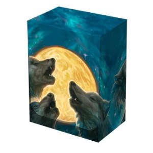 Legion - Deckbox - 3 Wolves