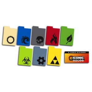 Legion - Iconic Divider Pack (8 Dividers)