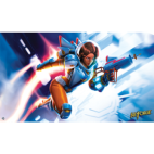 FFG - KeyForge: Tactical Officer Moon Playmat