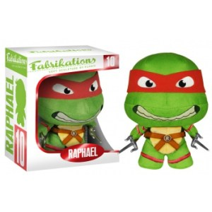 Funko Fabrikations TMNT - Raphael Plush Action Figure 15cm