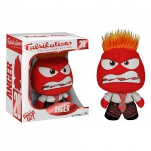 Funko Fabrikations Disney-Pixar - Inside Out: Anger - Plush Figure 15cm