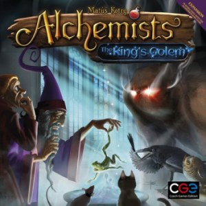 Alchemists: The Kings Golem