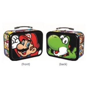 Super Mario - Mario & Yoshi Tin w/ Handle