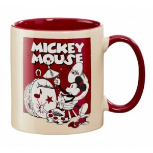 Funko POP! Home - 20oz Mug: Mickey & Minnie Comic