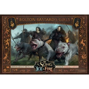 A Song Of Ice And Fire - Bolton Bastards Girls