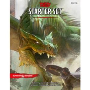 Dungeons & Dragons RPG - Starter Set
