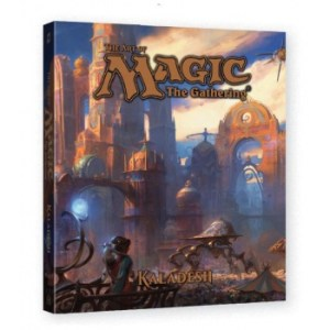 MTG - The Art of Magic: The Gathering - Kaladesh