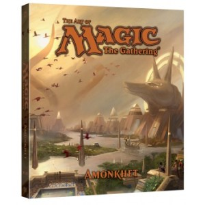 MTG - The Art of Magic: The Gathering - Amonkhet
