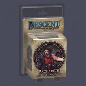 FFG - Descent 2nd Edition: Zachareth Lieutenant