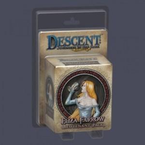 FFG - Descent 2nd Edition: Eliza Farrow Lieutenant