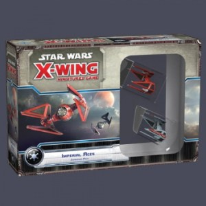 FFG - Star Wars X-Wing: Imperial Aces