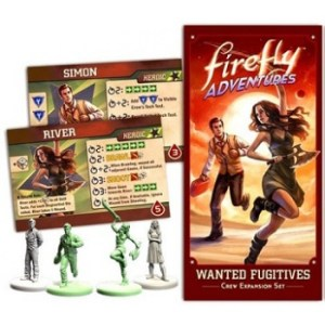 Firefly Adventures: Brigands & Browncoats Wanted Fugitives Expansion