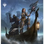 MTG - Theros Beyond Death Poster - Large Size - Elspeth Landscape