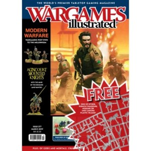 Wargames Illustrated 377 March 2019 Edition