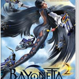 Switch: Bayonetta 2 (sis. download code for Bayonetta)