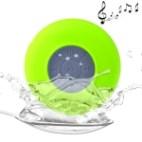 Waterproof BTS-06 Mini Bluetooth Speaker (Green)