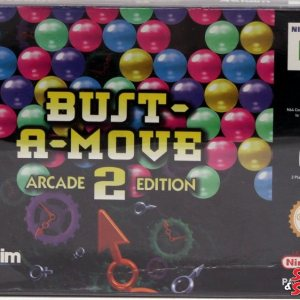 Retro: Bust-A-Move 2 Arcade Edition N64 (CIB) (käytetty)