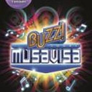 PSP: Buzz!: Suuri Musavisa (käytetty)