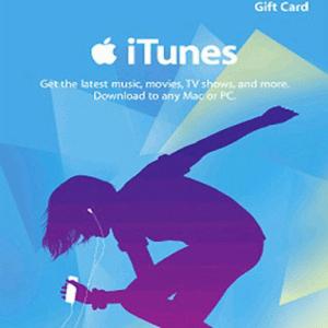 PC: iTunes €50 Gift Card DE (latauskoodi)