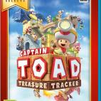 Wii U: Captain Toad: Treasure Tracker (Selects)  (DELETED TITLE)