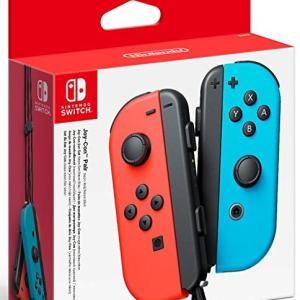 Switch: Joy-Con™ Pair Neon Red/Neon Blue