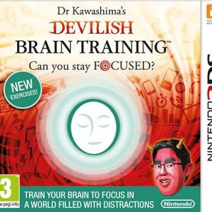 3DS: Dr Kawashima's Devilish Brain Training: Can you stay focused?