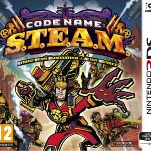 3DS: Codename S.T.E.A.M