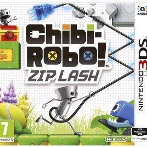 3DS: Chibi-Robo!: Zip Lash