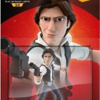Disney Infinity 3.0 Character - Han Solo (DELETED LINE)