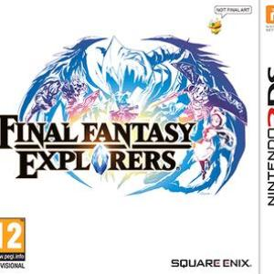 3DS: Final Fantasy - Explorers