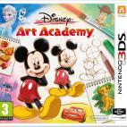 3DS: Disney Art Academy (käytetty)