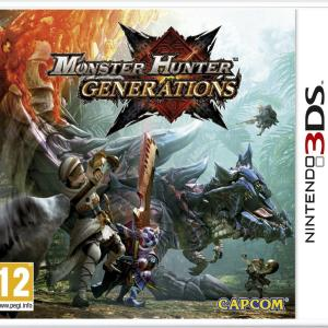 3DS: Monster Hunter: Generations