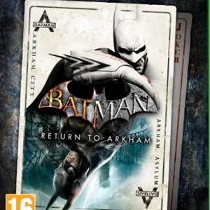 Xbox One: Batman: Return To Arkham - Remastered Collection