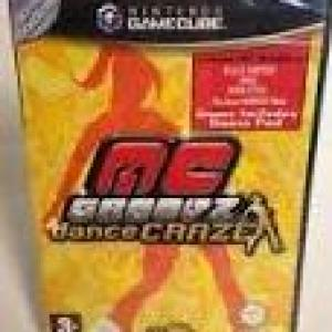 GameCube: McGroovz Dance Craze