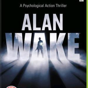 Xbox 360: Alan Wake (käytetty)