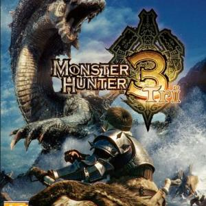 Wii: Monster Hunter 3: Tri