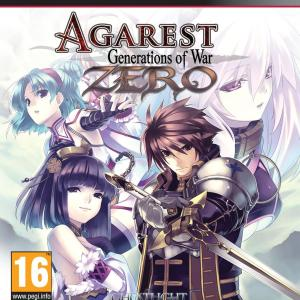 PS3: Agarest: Generation of War Zero - Standard Edition