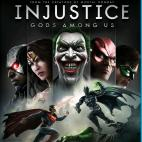 Wii U: Injustice: Gods Among Us  (DELETED TITLE)