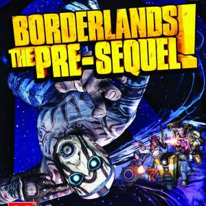 Xbox 360: Borderlands: The Pre-Sequel! (Includes Shock Drop Slaughter Pit Map DLC)