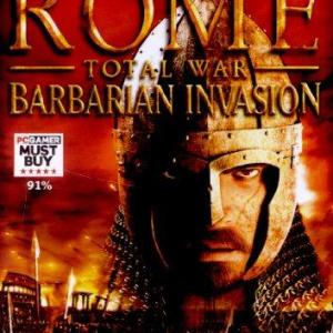 PC: Rome Total War Barbarian Invasion Expansion Pack(FRE/GER/ITA/SPA)