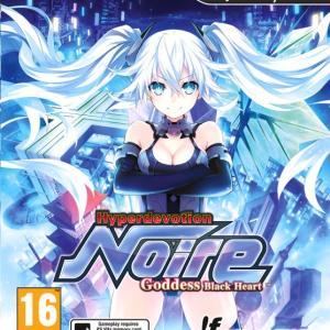Vita: Hyperdevotion Noire: Goddess Black Heart