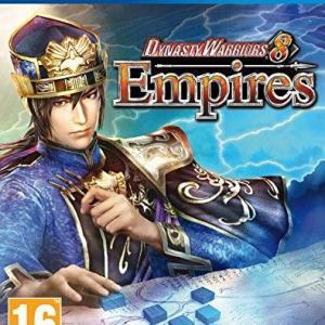 PS4: Dynasty Warriors 8: Empires