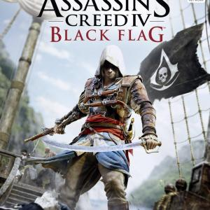 Wii U: Assassins Creed IV (4) Black Flag  (DELETED TITLE)