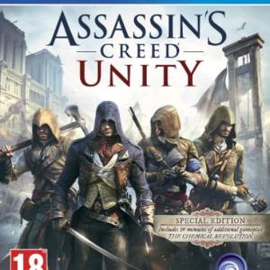 PS4: Assassins Creed: Unity