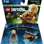 Lego Dimensions: Fun Pack - Legolas (Lord of the Rings) (DELETED LINE)