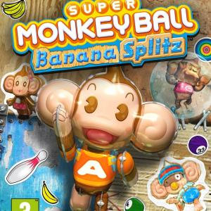 Vita: Super Monkey Ball: Banana Splitz