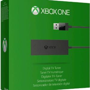 Xbox One: Xbox One Digital TV Tuner (Musta)