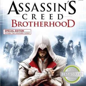 Xbox 360: Assassins Creed: Brotherhood (Classics)